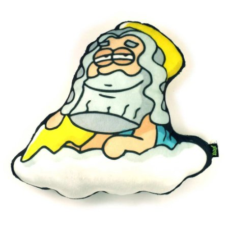 Almofada Pelúcia USQ Zeus