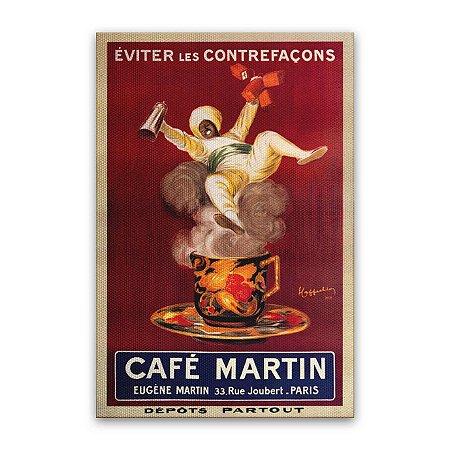 Quadro Café Martin 20x30