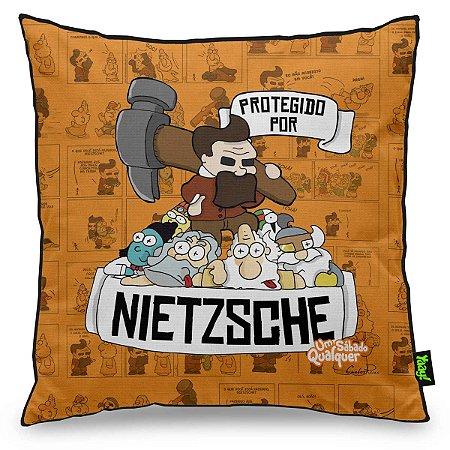 Almofada USQ Protegido por Nietzsche