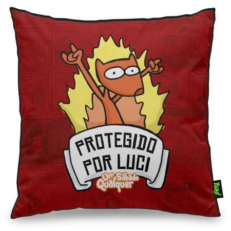 Almofada USQ Protegido por Luci