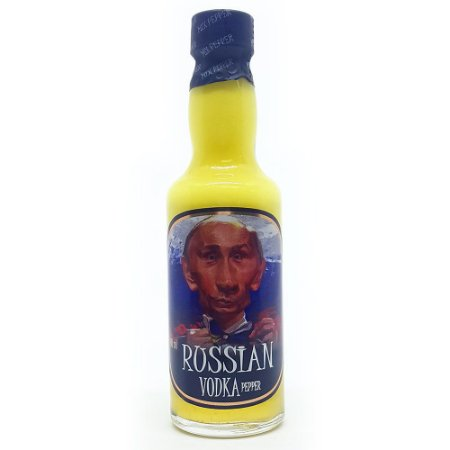 Molho de Pimenta Russian Vodka Pepper 60ml