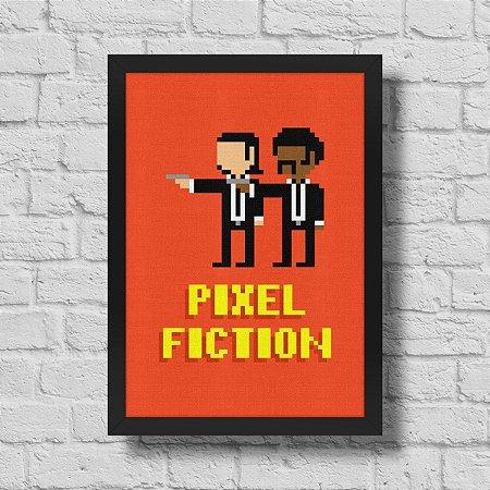 Quadro A3 Pixel Fiction - 30 x 42 cm