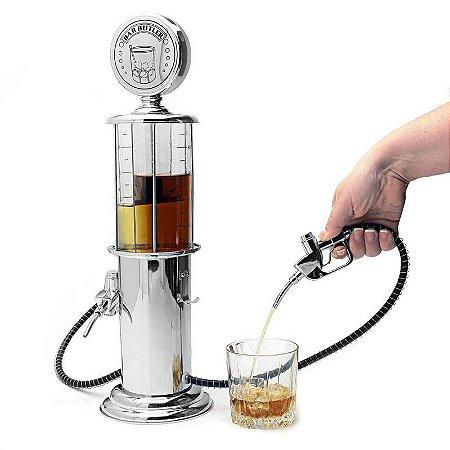 Dispenser para Bebidas Bomba de Gasolina