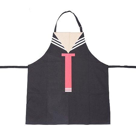 Avental em algodão Chaves - Quico