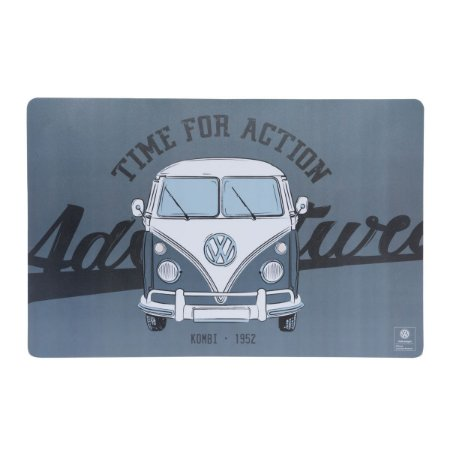 Jogo Americano retrô Volkswagen Kombi