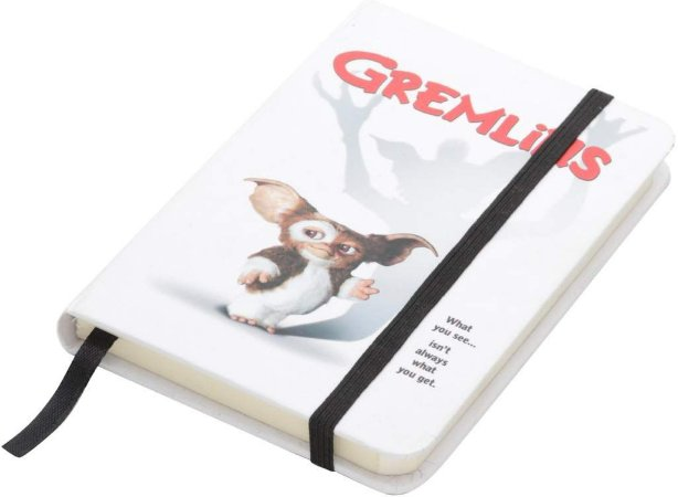 Caderneta de Anotação Gremlins