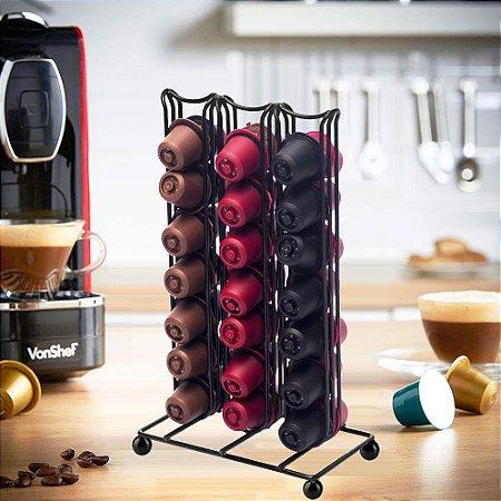 Suporte para Cápsulas de Café Nespresso