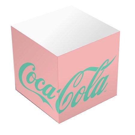 Bloco de Anotações Coca-Cola