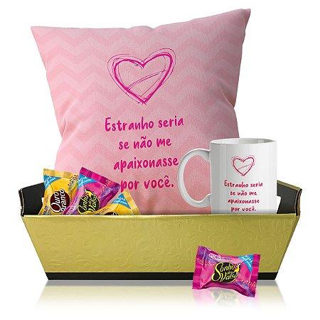 Kit de Amor Estranho seria não me Apaixonar por você