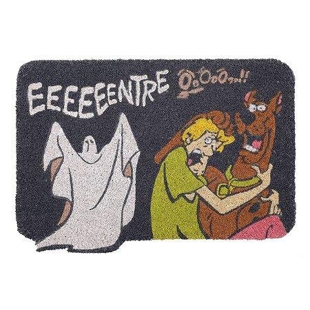 Capacho em fibra de coco Scooby Doo e Salsicha