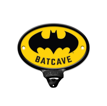Abridor de Garrafa DC Comics Batman Logo