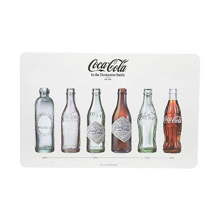 Lugar Americano Coca-Cola Distinctive Bottle - 1 unidade