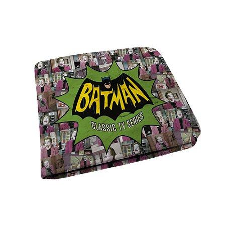 Carteira DC Comics Batman Movie Joker faces
