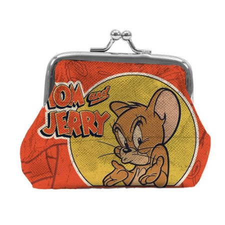 Porta Moedas Tom and Jerry mad mouse