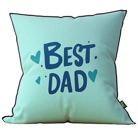 Almofada Dia dos Pais - Best Dad