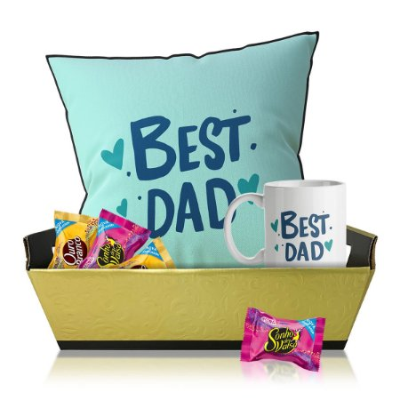 Kit Dia dos Pais - Best Dad