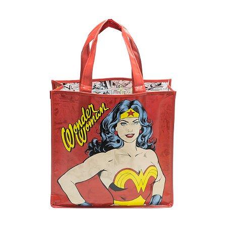 Sacola DC Comics Mulher Maravilha
