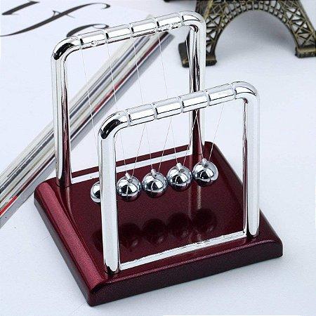 Pendulo De Newton Clássico - pequeno