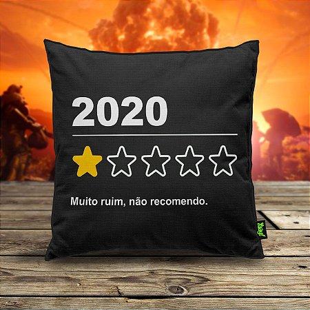 Almofada DrPepper 2020 Não Recomendo