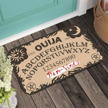 Tapete Decorativo Tabuleiro Ouija