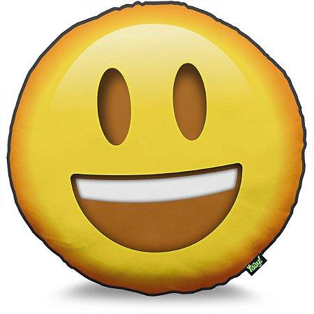 Almofada Emoticon - Emoji Feliz