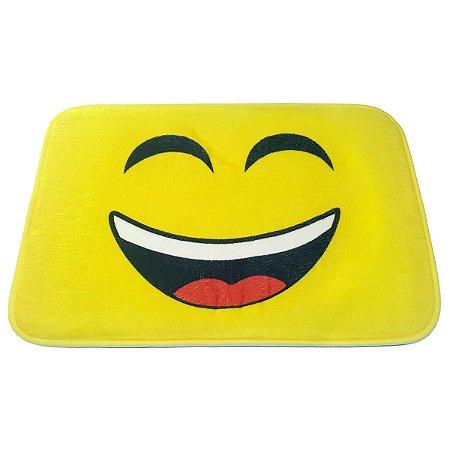 Tapete Emoticon - Emoji Sorriso