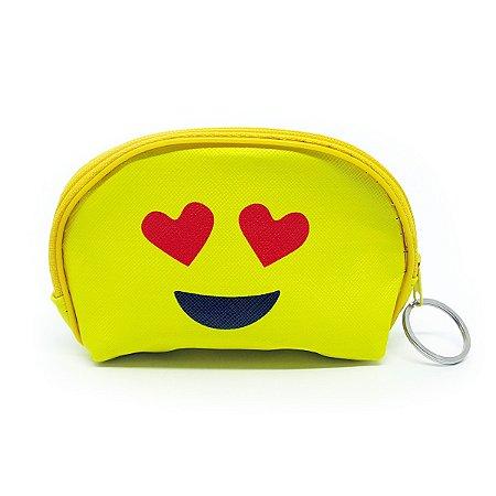 Necessaire Emoji Emoticons - Sortidos