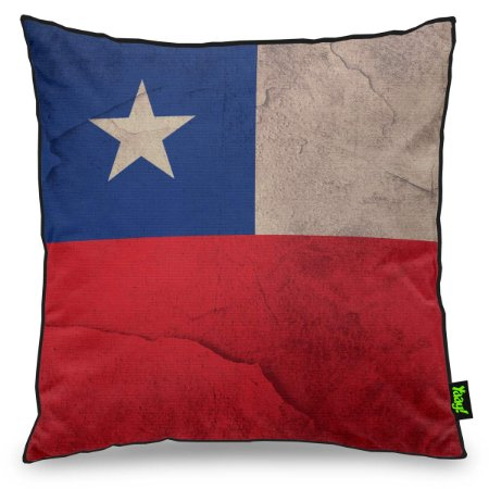 Almofada Bandeira do Chile