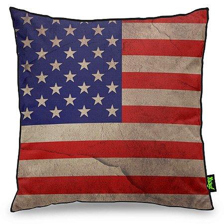 Almofada Bandeira dos Estados Unidos