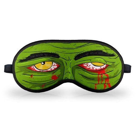 Máscara de Dormir em neoprene - Zombie Blood