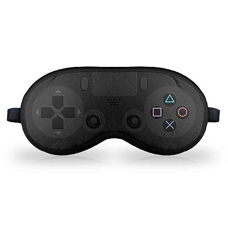 Máscara de Dormir em neoprene Gamer Joystick PS Sonysta