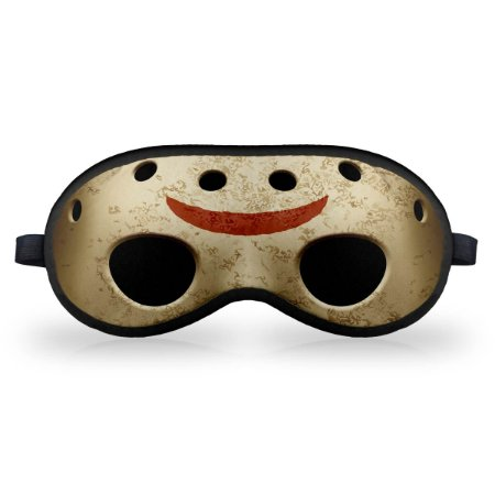 Máscara de Dormir em neoprene - Sexta 13