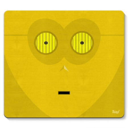 Mouse pad Geek Side Faces - C3