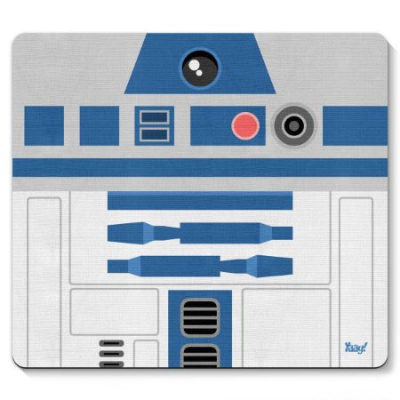 Mouse pad Geek Side Faces - R2