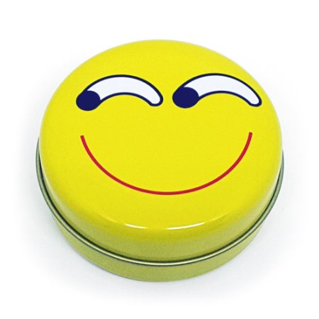 Latinha Emoticon - Emoji Sapequinha