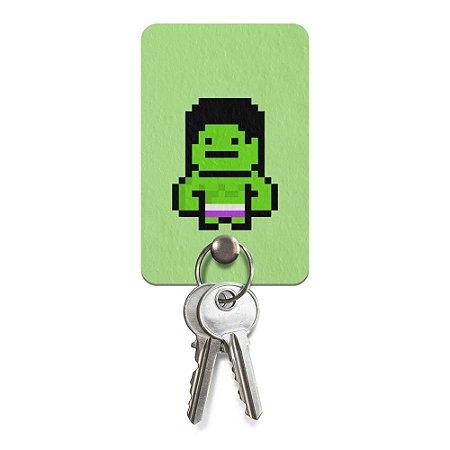 Porta Chaves Ecológico PixelHulk