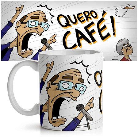 Caneca USQ Quero Café