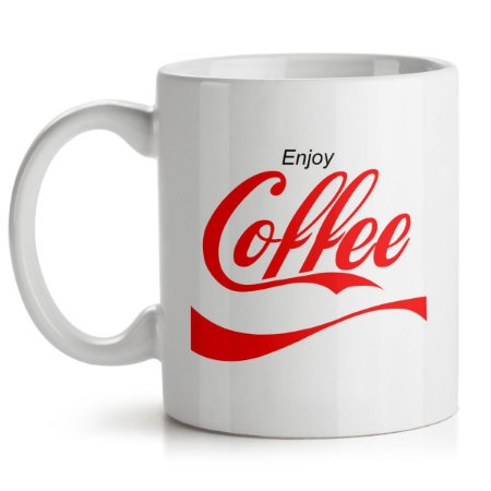 Caneca Enjoy Coffee