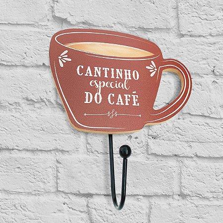 Gancho Xícara - Cantinho especial do Café