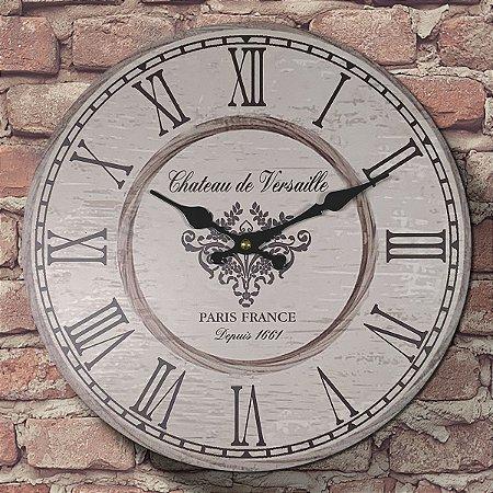 Relógio de Parede Paris France