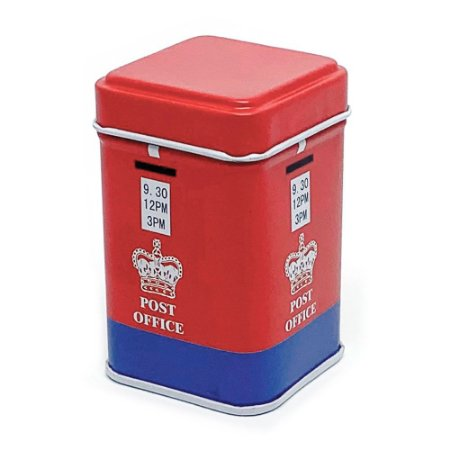 Latinha Reino Unido Post Office