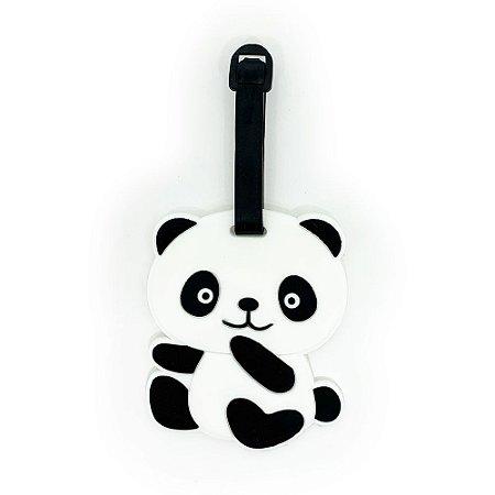 Tag de Mala para viagem Panda Sentado
