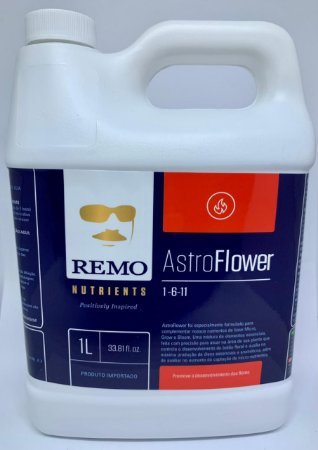 ASTROFLOWER 1 LITRO REMO NUTRIENTS