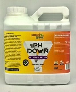 PH DOWN 05 LITROS SMARTGROW