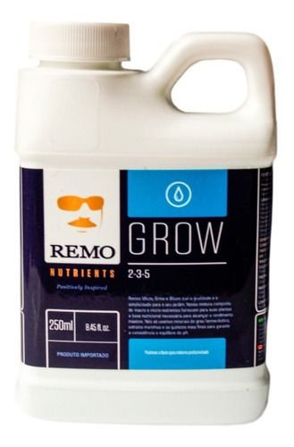 GROW 250ML REMO NUTRIENTS
