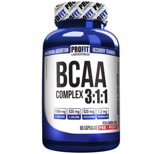BCAA Complex 60caps - Profit