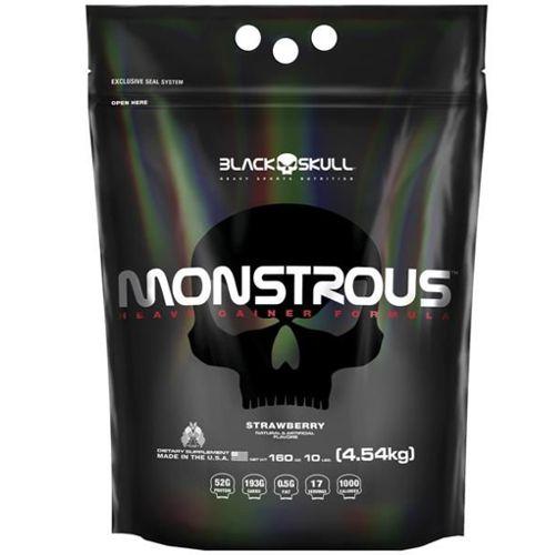 Monstrous 4,5kg - Black Skull