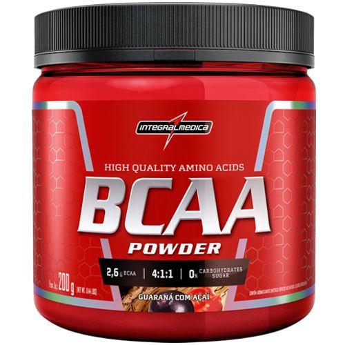 BCAA Powder 200g - Integralmedica