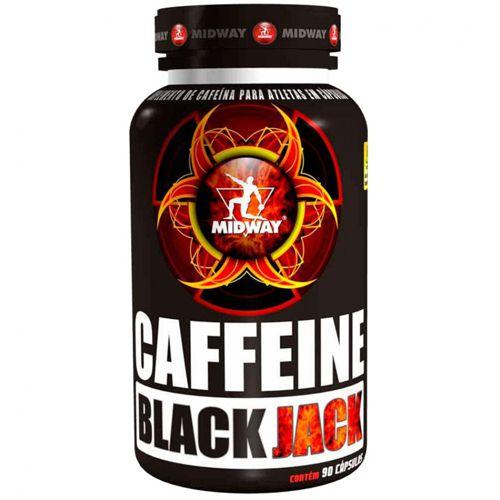 Caffeine Black Jack 90caps - Midway