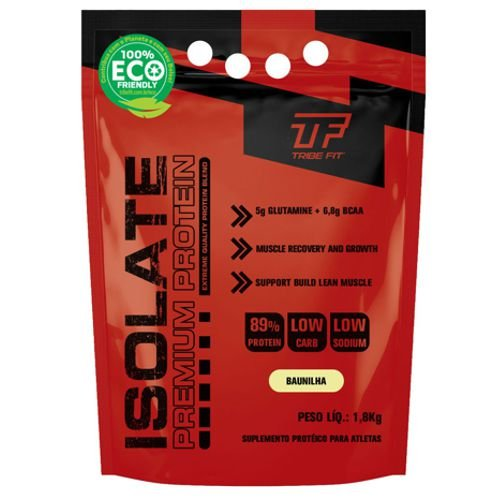 Isolate Premium protein 900g - Tribe Fit